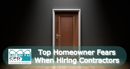 Top Mistakes When Hiring a Contractor | Sell Your House Fast