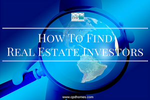 How To FindReal Estate Investors