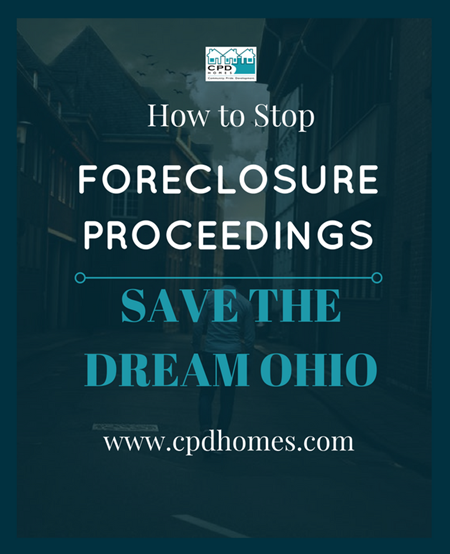 How to Stop Foreclosure Proceedings – Save the Dream Ohio