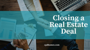 closing a real estate deal