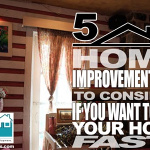 Home Improvement Tips To Consider