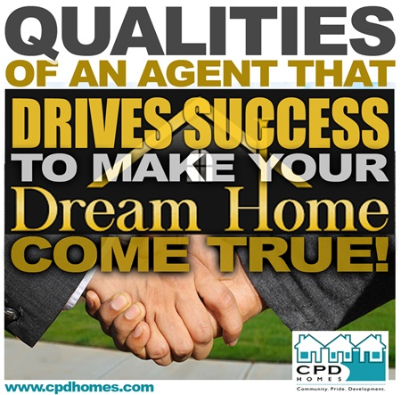 Agents Can Help Make Your Dream Home Come True