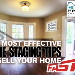 home staging tips to sell your home