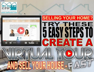 vitual tour to sell your home
