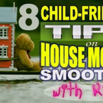 Smooth House Moving with kids