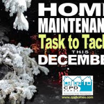 home maintenance task this December