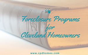 Foreclosure Programs for Cleveland Homeowners