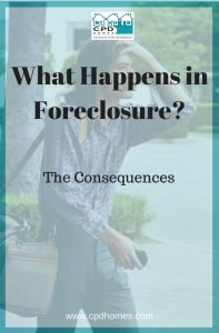What Happens in Foreclosure-