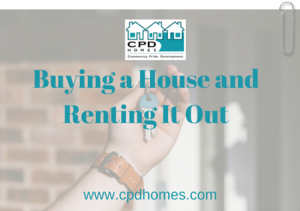 buying a house and renting it out
