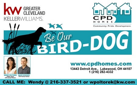 Be Our Bird Dog Real Estate Agent