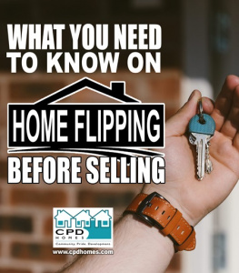 home flipping before selling