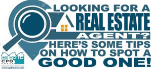 how to spot a good real estate agent