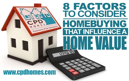 factors that influence home value