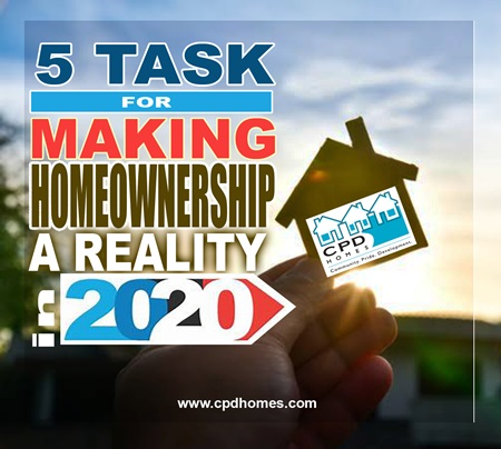 making homeownership a reality