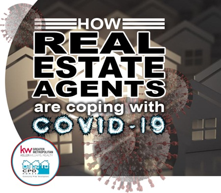 How Real Estate Agents are Coping with Covid-19