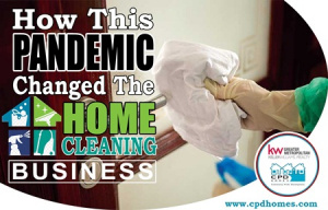 home cleaning business during pandemic