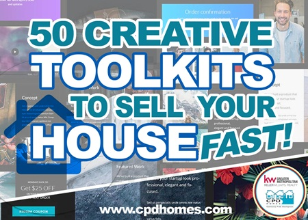 creative toolkits to sell your house