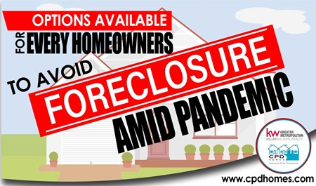 Options Available For Every Homeowners To Avoid Foreclosure Amid Pandemic