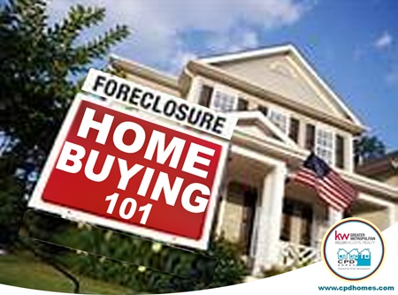 Foreclosure Home Buying 101