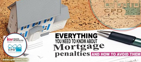 Everything You Need To Know About Mortgage Penalties, And How To Avoid Them