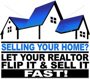 realtor flip to sell homes fast