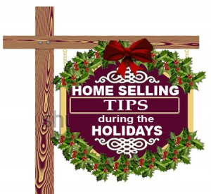 selling homes on holidays