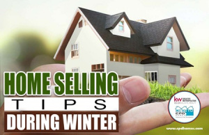 home selling during winter
