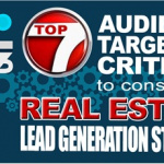 target audience for lead generation