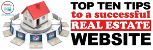 tips to a successful real estate website