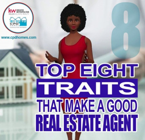 qualities of a good agent