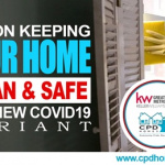 tips to keep your home clean and safe