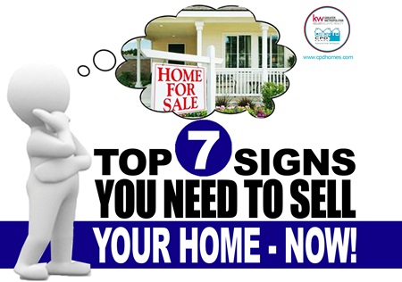 signs to sell your home