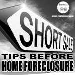 short sale before home foreclosure