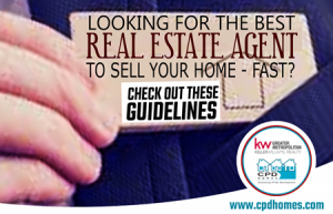 right agent to sell your home fast