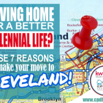 reasons why millennials are moving to Cleveland
